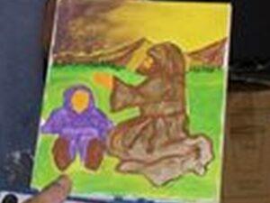 Farit Alvare Painting - Small